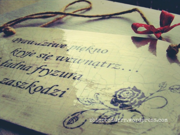 tabliczka piękno1